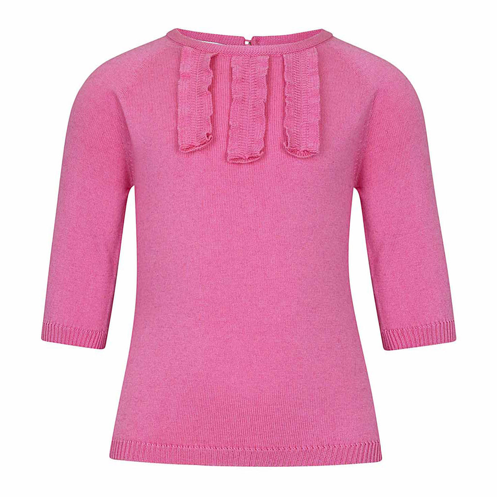 MILA Girls Summer Top by JAM London - Pink