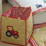 Barn Toy Bag - Win Green Toys Win Green at Kids Emporium by Lazy Francis - Shop in store at 406 Kings Road, Chelsea, London or shop online at www.kidsemporiumonline.com