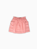 Pink Clapham Girls Summer Skirt - Kokori Skirt Kokori at Kids Emporium by Lazy Francis - Shop in store at 406 Kings Road, Chelsea, London or shop online at www.kidsemporiumonline.com