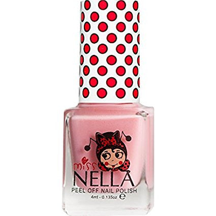 Nail Polish Cheeky Bunny Nella ACCESSORIES Miss Nella at Kids Emporium by Lazy Francis - Shop in store at 406 Kings Road, Chelsea, London or shop online at www.kidsemporiumonline.com