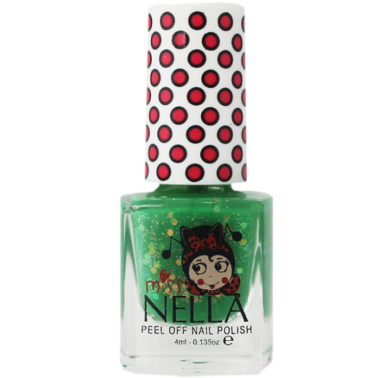 Nail Polish Kiss the Frog Nella ACCESSORIES Miss Nella at Kids Emporium by Lazy Francis - Shop in store at 406 Kings Road, Chelsea, London or shop online at www.kidsemporiumonline.com