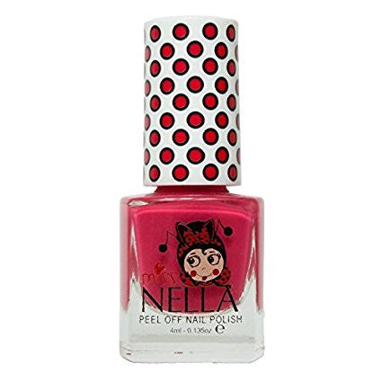 Nail Polish Strawberry n' Cream Nella ACCESSORIES Miss Nella at Kids Emporium by Lazy Francis - Shop in store at 406 Kings Road, Chelsea, London or shop online at www.kidsemporiumonline.com