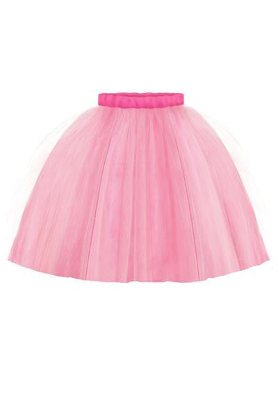 Pink Tulle Girls Tutu Tutu Lazy Francis at Kids Emporium by Lazy Francis - Shop in store at 406 Kings Road, Chelsea, London or shop online at www.kidsemporiumonline.com