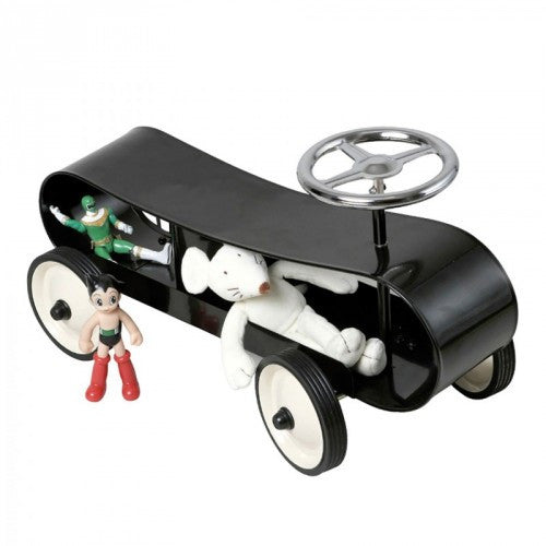 Streamline Black Car Baghera at Kids Emporium by Lazy Francis - Shop in store at 406 Kings Road, Chelsea, London or shop online at www.kidsemporiumonline.com