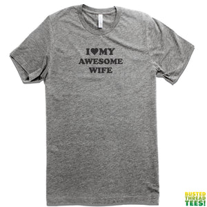 Couples Shirts Busted Thread Tees