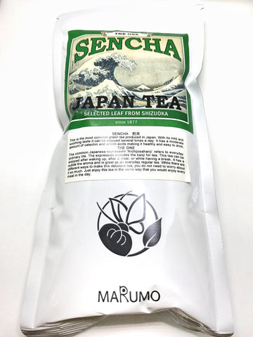 Green Tea - Sencha // 煎茶
