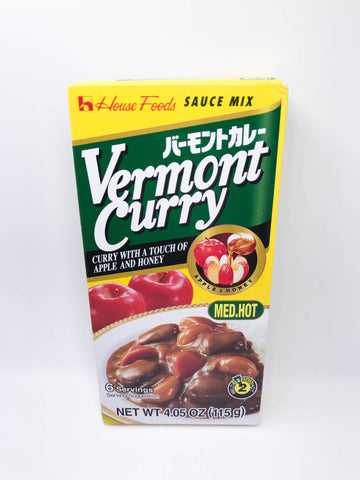 House Foods Vermont Curry - Med.Hot // バーモントカレー