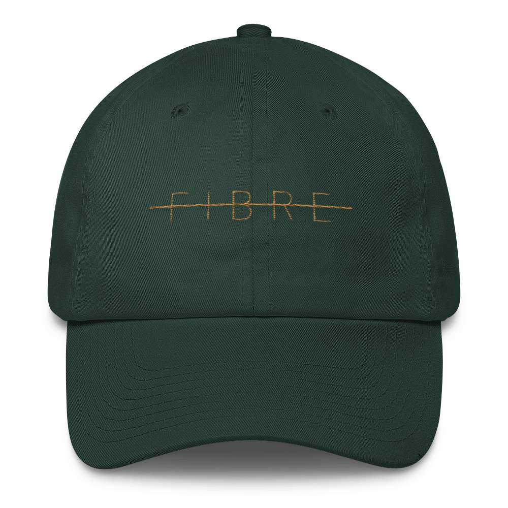 Fibre Dat Hat - Forest Green
