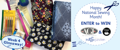 WIN Art Gallery Fabrics & Dritz® - Giveaway!