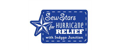 Join the Sew Stars for Hurricane Relief Campaign with Fabriflair