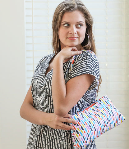 Indygo Junction Petite Stitched Purse pattern