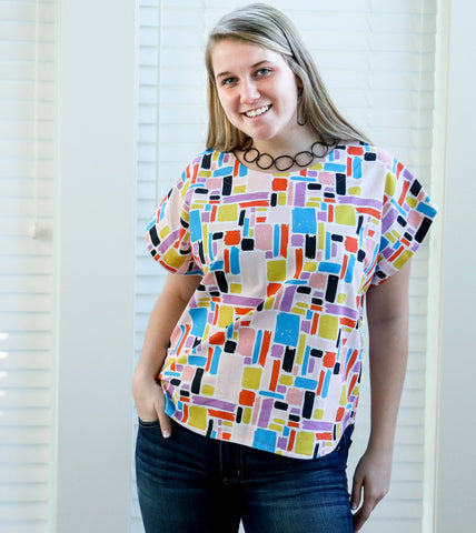Indygo Junction Easy Top & Tunic pattern