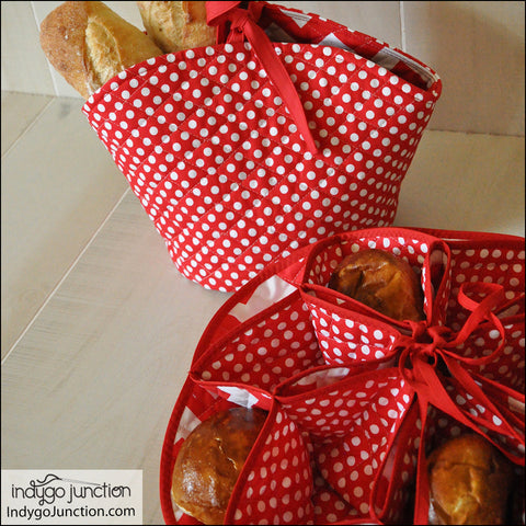 Bakery Baskets pattern