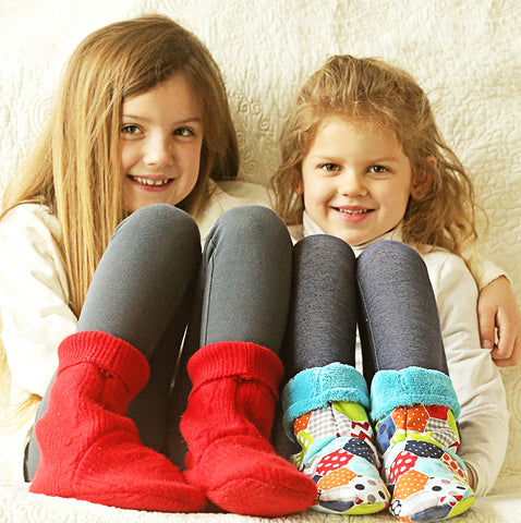 Indygo Junction Sleep Time Slippers pattern