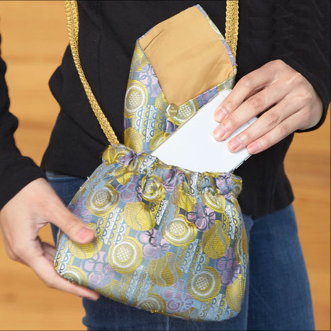 Indygo Junction Tie to Go Purse Pattern