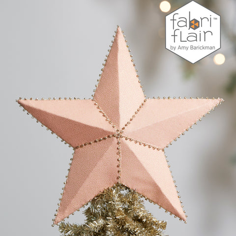 Tree Topper and Ornament Pattern