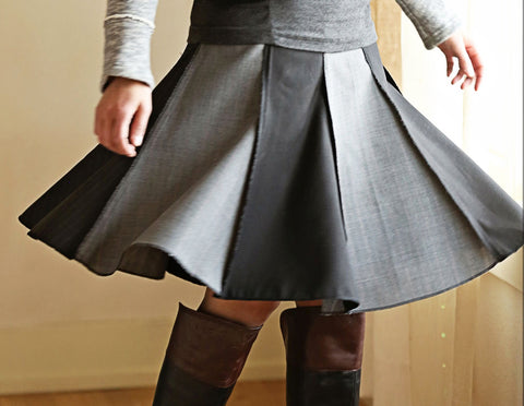 Indygo Junction Modern Gored Skirt pattern