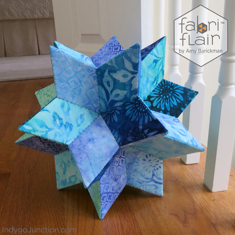 Centerpiece Star as Doorstop