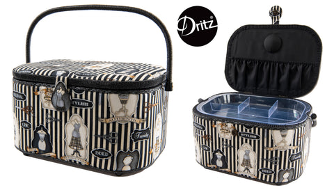 Dritz Sewing Basket