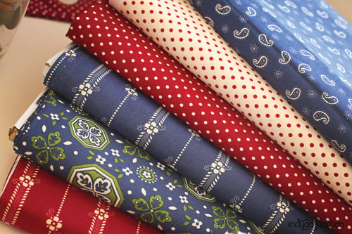 Soho Bandana Fabric Line by Amy Barickman