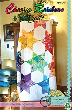 ELL01-2T Chasing Rainbows quilt