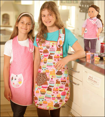 IJ934_Ring Around Apron - Sewing Pattern Indygo Junction