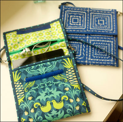 IJ939_Tablet Tote Indygo Junction Purse Sewing Pattern