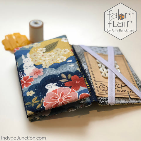 Navette Needlecase Fabriflair Kit