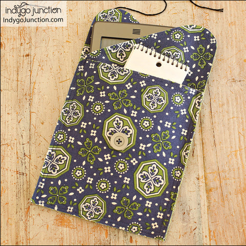 Take-Two Tech Pouch PDF Pattern