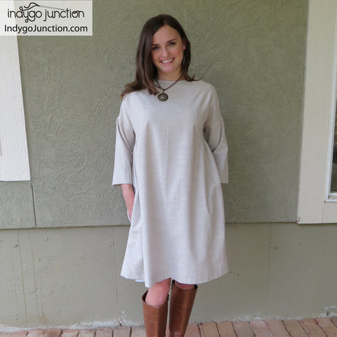 Katelyn's Dress, Tunic & Top Pattern