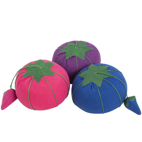 Dritz Tomato Pin Cushion with Strawberry Emery