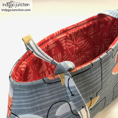 Petite Stitched Purse Pattern