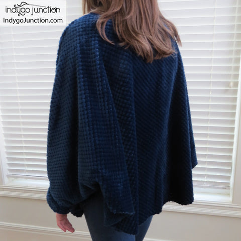 Warm & Cozy Wrap Pattern