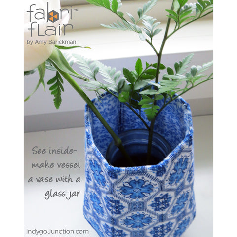 Vase & Vessels Fabriflair Pattern