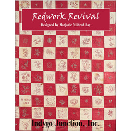 Redwork Revival Digital eBook