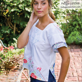 Hankie Pillowcase Shirt Digital PDF Pattern