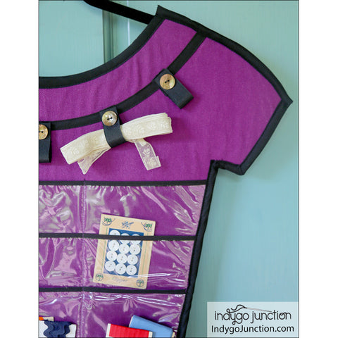 Store in Style Organizer PDF Pattern