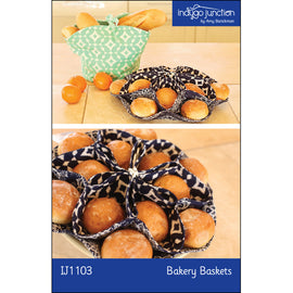 Bakery Baskets PDF Pattern