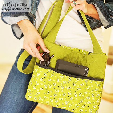 Grab and Go Tote Pattern