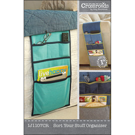 Sort Your Stuff Organizer PDF Pattern