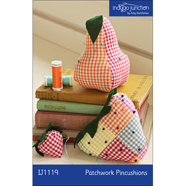 Patchwork Pincushions Pattern