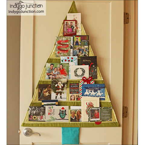 Christmas Card Holder Trees