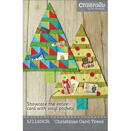 Christmas Card Holder Trees Pattern