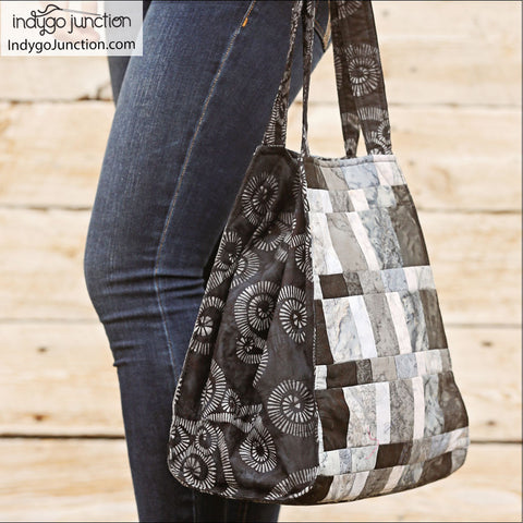 Quilted Tribeca Tote Pattern