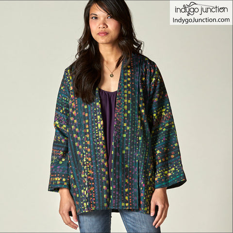 Indygo Essentials Swing Jacket Pattern