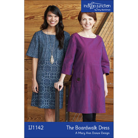 The Boardwalk Dress Pattern