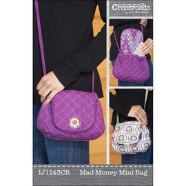 Mad Money Mini Bag Pattern