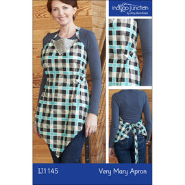 Very Mary Apron PDF Pattern
