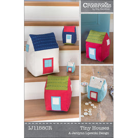 Tiny Houses PDF Pattern