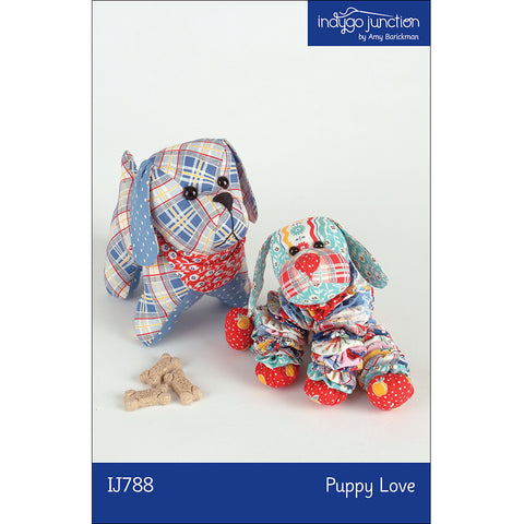 Puppy Love Yo-Yo Dog Pattern